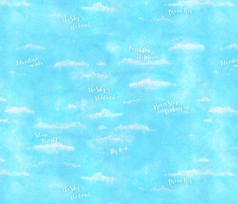 Skys The Limit Quotes On Blue Sky Wallpaper Jennifercolucci