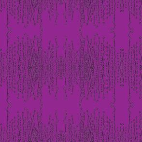 Purple Doodle