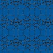 Blue Rock Doodle