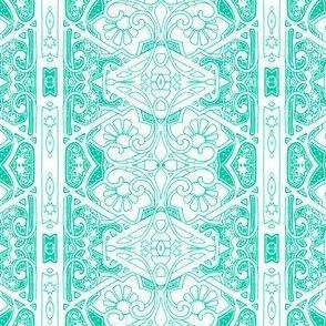 Star Flower Stripe
