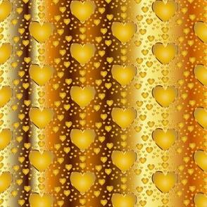 Gold-Heart 2