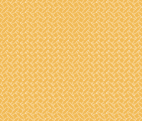 The Offering (yellow) fabric by jaylinn on Spoonflower - custom fabric
