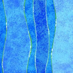 Seaweed Blues 150