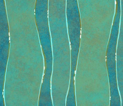 Seaweed Wakame 150 fabric by kadyson on Spoonflower - custom fabric