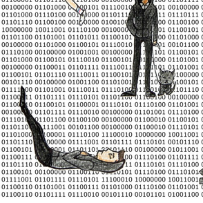 Mr Robot pattern