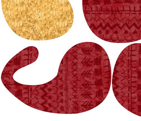Yin-Yang_Folkloric_Fusion_Jamie_Kalvestran_Scrap-bags fabric by jamie_kalvestran_scrap-bags on Spoonflower - custom fabric