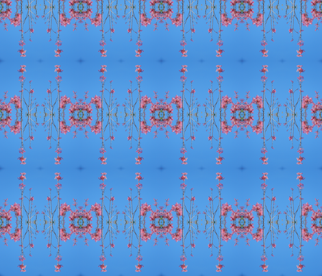 Maple_Tree_Pattern fabric by jane_izzy_designs on Spoonflower - custom fabric