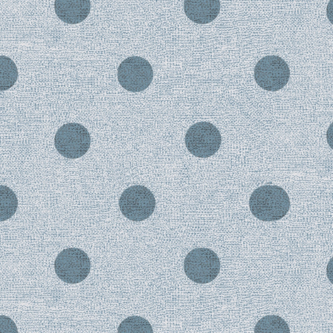 Denim Sky with Slate Dots fabric by materialsgirl on Spoonflower - custom fabric