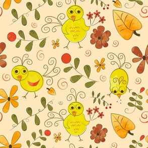 Fall Chicks