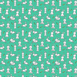 rabbit pattern 2