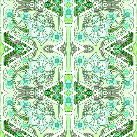 You Don't Put Ranch Dressing on a Garden fabric by edsel2084 on Spoonflower - custom fabric