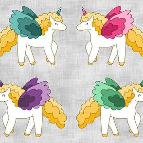 Flying Unicorn 2