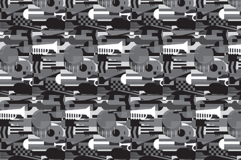 prohibition fabric by lisahilda on Spoonflower - custom fabric