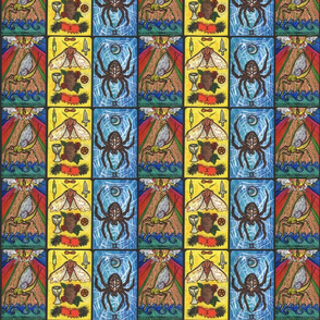 Arthropod Tarot
