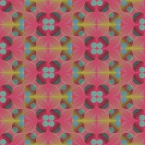 Winded Floral (Pink)