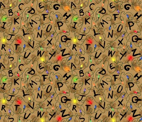 R-I-G-H-T-H-E-R-E fabric by tabpin on Spoonflower - custom fabric