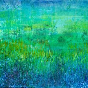 Sea Grass Table Runner