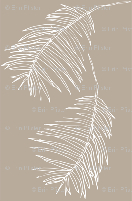 Palm taupe