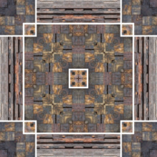 Squares and Borders