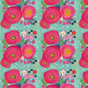 Painted Garden- Posie Posie