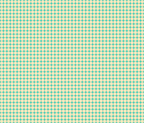 dots fabric by claudiamaher on Spoonflower - custom fabric