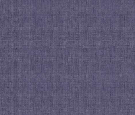 Dark Chambray Linen fabric by thistleandfox on Spoonflower - custom fabric