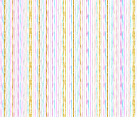 soft stripes  fabric by holaholga on Spoonflower - custom fabric