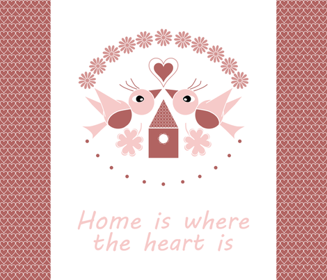 Home is where the heart is 21x18 wallpaper alexsan for Wallpaper home is where the heart is
