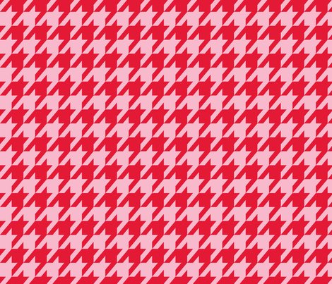 Houndstooth_red_pink_shop_preview