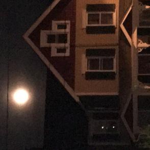 Full Moon over Milton