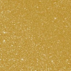 Glamourpuss ~ Gold Glitter