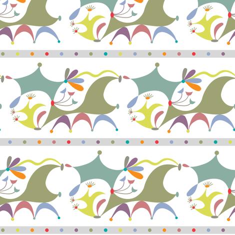 gracious fabric by andibird on Spoonflower - custom fabric