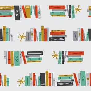 Mid Century Bookworm