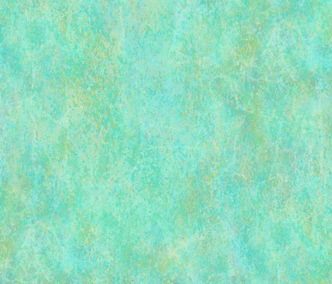 Patina Teal Light 150 fabric by kadyson on Spoonflower - custom fabric