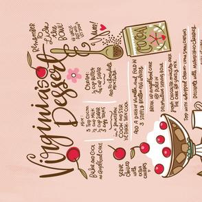 Virginia's Dessert