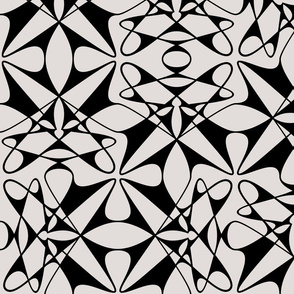 Tangly Splines - IJ - Grey