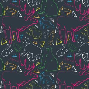 Neon_Wildlife
