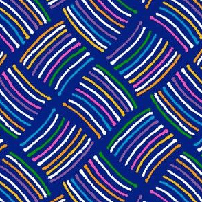 Doodle Crop - Candy Night (Large)