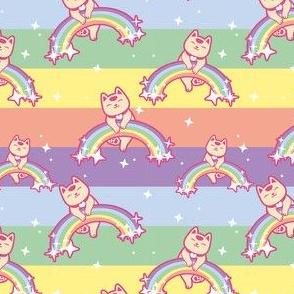 Neko Nakamura Rainbow
