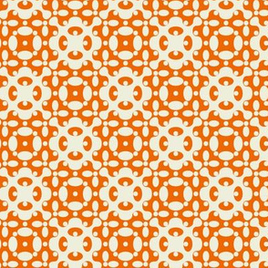 Organic Geometry - Orange