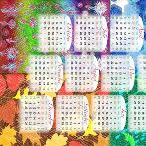 Seasons Calendar 2017