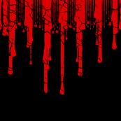 Cracked Blood Drip