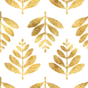 Lau (Leaf) - Gold