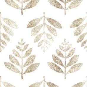 Lau (Leaf) - Silver