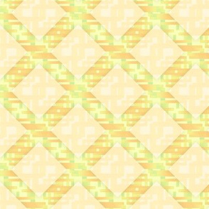 Summer Diamond Lattice