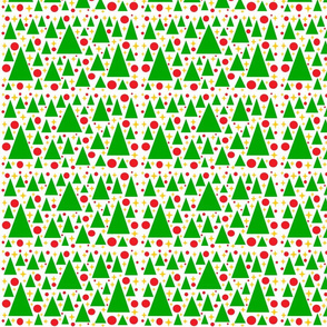 Funky Christmas Trees