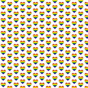 Gay Pride Heart