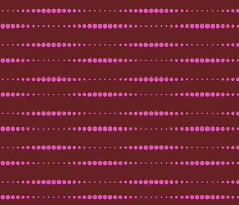 Beaded Dots Double fabric by zuzana_licko on Spoonflower - custom fabric