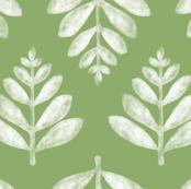 Lau (Leaf) - Green