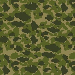 US Parachute Camo Pattern